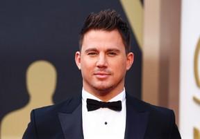 Channing Tatum tops celebrity birthdays for April 26.  REUTERS/Lucas Jackson