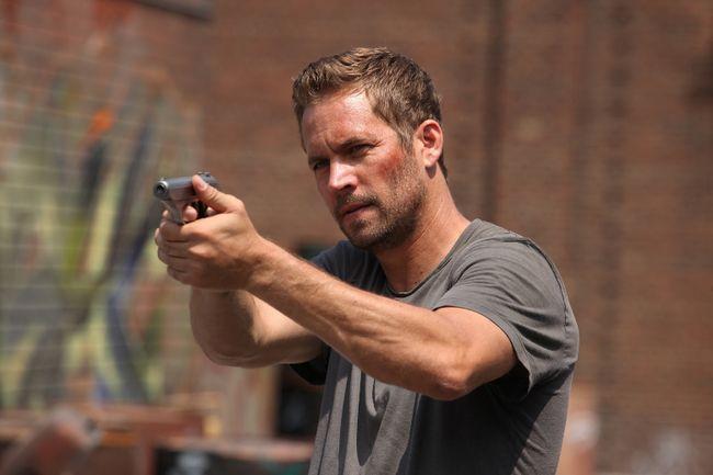 """Paul Walker in """"Brick Mansions."""""""