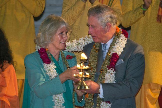 Britain's Prince Charles and Camilla, Duchess of Cornwall. REUTERS/Arthur Edwards/Pool