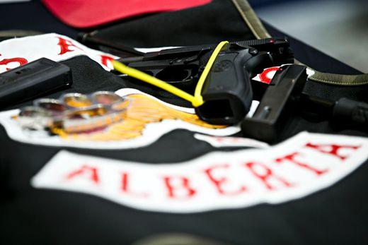 Alberta Hells Angels arrested in Greece | Edmonton Sun