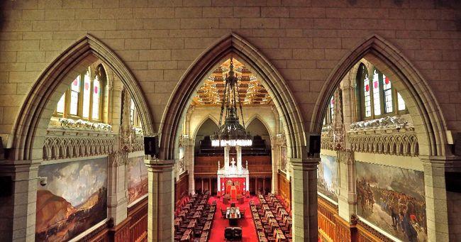 The Canadian Senate