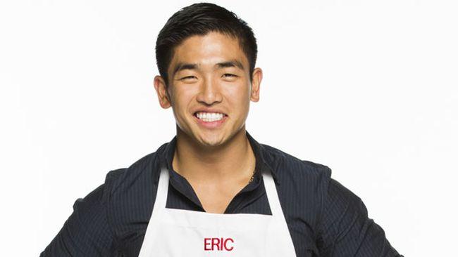 Eric Chong wins MasterChef Canada (Handout)