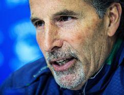 Vancouver Canucks head coach John Tortorella will be fired Thursday, according to TSN. (CARMINE MARINELLI/QMI Agency)