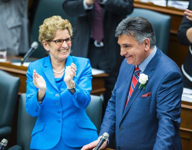 Ontario Liberals Release Budget_9