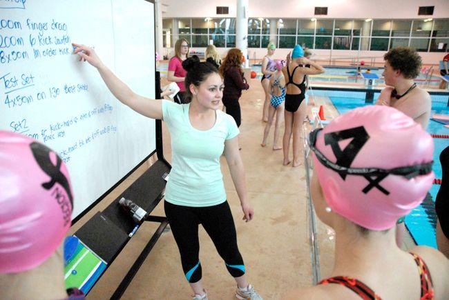 Aquarians Kick Off Summer Swim Season Daily Herald Tribune