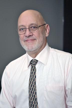 LHSC chief executive Murray Glendining.