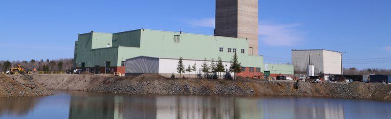 First Nickel's Lockerby Mine in Greater Sudbury