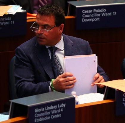 Councillor Giorgio Mammoliti