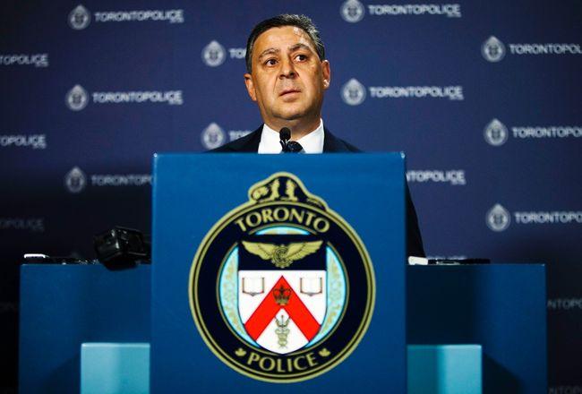 Toronto Police Det.-Sgt. Brian Borg. (Reuters files)