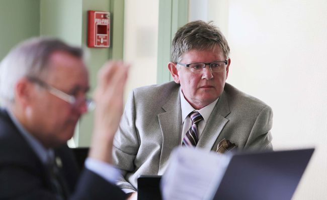 Frontenac County chief administrative officer Kelly Pender. ELLIOT FERGUSON/KINGSTON WHIG-STANDARD