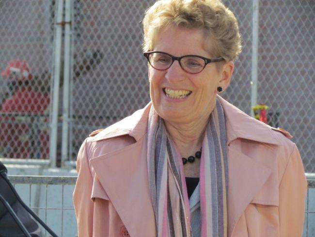 Ontario Liberal Leader Kathleen Wynne ((Antonella Artuso/QMI Agency)