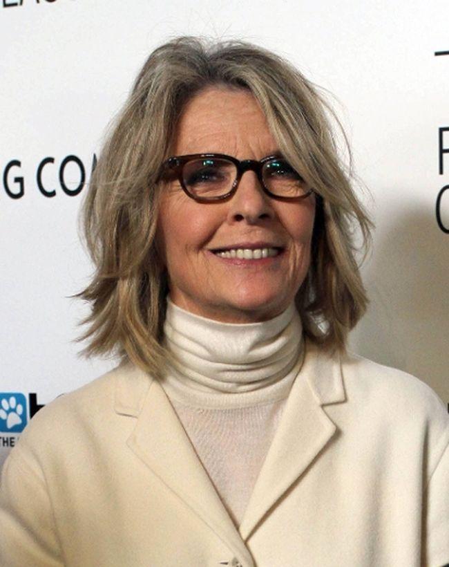"""Diane Keaton. (FayesVision/<a href=""""http://www.wenn.com"""" target=""""new window"""">WENN.com</a>)"""