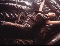 "Sigourney Weaver in ""Alien Resurrection"""