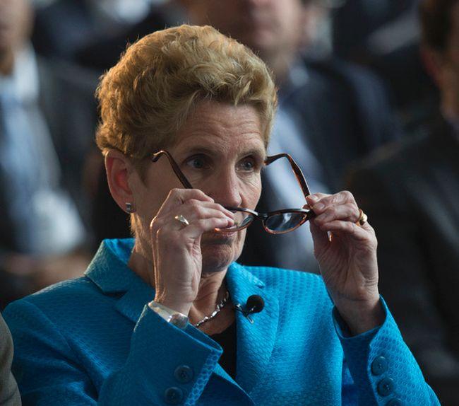 Ontario Premier Kathleen Wynne. (JACK BOLAND, Toronto Sun)