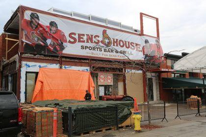 sens house