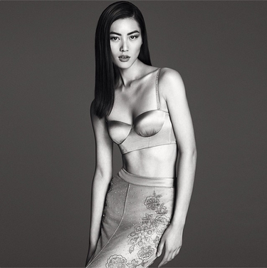 Model: Liu Wen Followers: 407,247 Instacred: The first Asian model for Victoria's Secret, she is a Zac Posen muse.(Instagram/Liu Wen)