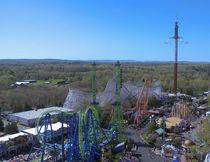 New England SkyScreamer. (Courtesy Six Flags New England)