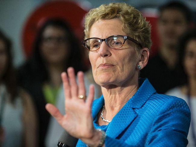 Premier Kathleen Wynne (CRAIG ROBERTSON/Toronto Sun files)