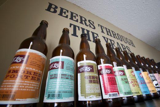 Craft Beer Markup
