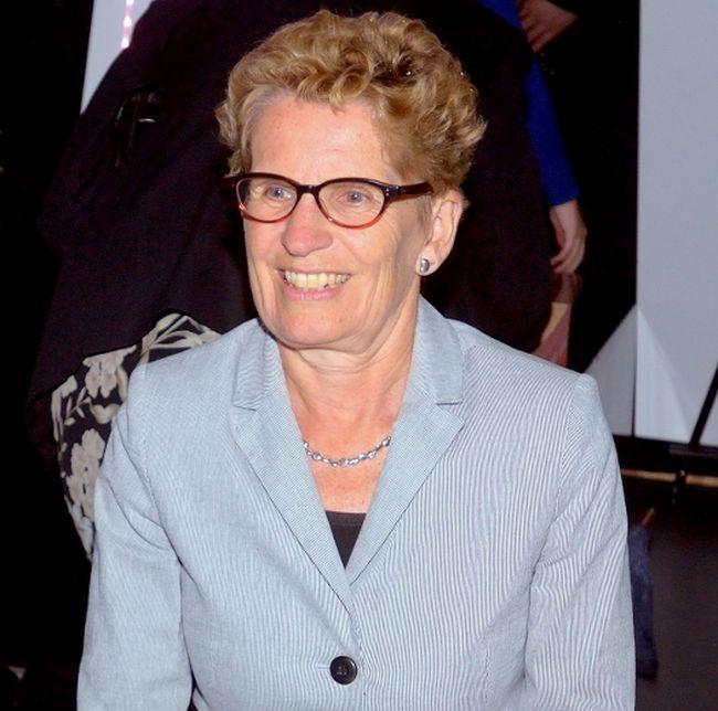 Premier Kathleen Wynne (QMI Agency)