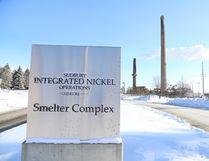 Sudbury Star file photo The Glencore smelter complex in Falconbridge.