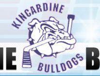 Kincardine Bulldogs Junior 'C' Hockey Club. www.kincardinebulldogs.ca