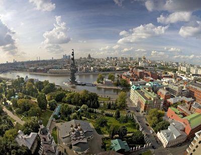 3. Moscow. (Fotolia)