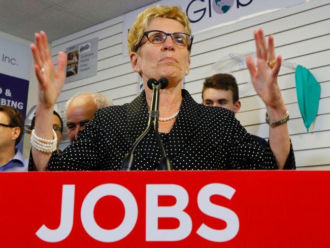 Premier Kathleen Wynne. (QMI AGENCY PHOTO)