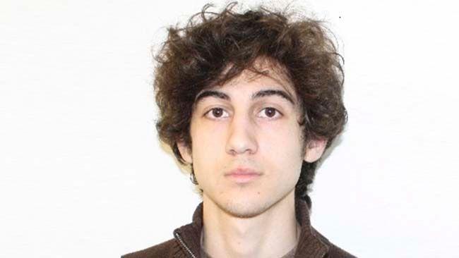 Dzhokhar Tsarnaev in this undated FBI handout photo.    REUTERS/FBI/Handout