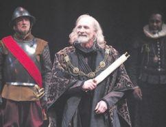 Colm Feore in King Lear. (David Hou/Stratford Festival)