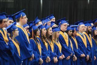 BCHS celebrates grad | Airdrie Echo