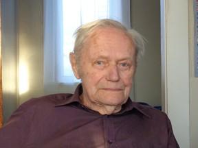 A 96-year-old man didn't die of natural causes, RCMP say.  RCMP believe Niels (Arne) Nielsen, from MacGregor, was murdered.