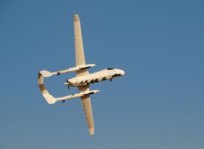 Northrop Grumman's firebird.