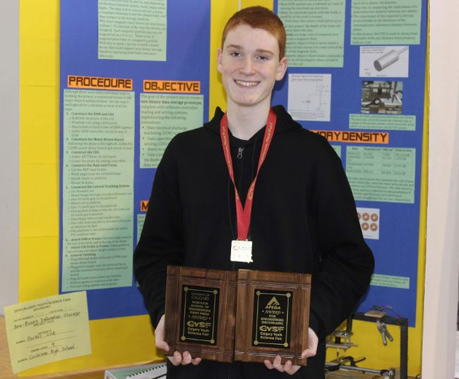 student brings home high honours cochrane times