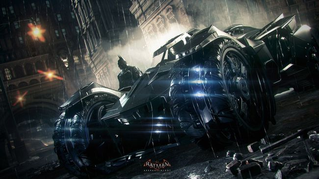 """Batman: Arkham Knight."" (Supplied)"
