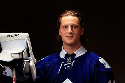 Antoine Bibeau. (NHL.com)