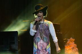 Prince.  (WENN)