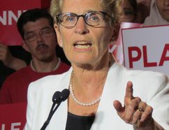 Liberal Leader Kathleen Wynne. (Antonella Artuso/Toronto Sun)