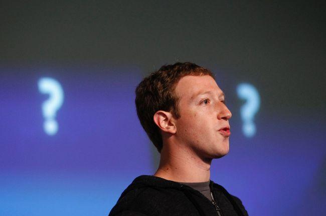 Facebook chief executive Mark Zuckerberg. REUTERS/ROBERT GALBRAITH