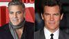"""George Clooney, left, and Josh Brolin. (<A HREF=""""http://www.wenn.com"""" TARGET=""""newwindow"""">WENN.COM</a>)"""