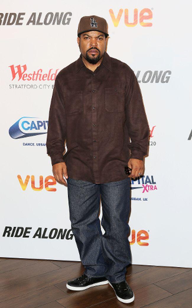 """Ice Cube. (<A HREF=""""http://www.wenn.com"""" TARGET=""""newwindow"""">WENN.COM</a>)"""