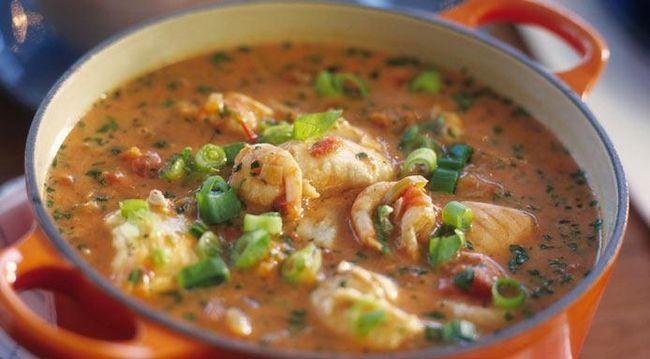 Fish stew (Moqueca De Camarao), (Finedininglovers.com)