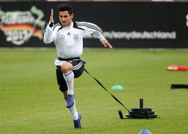ILKAY GUNDOGAN Country/appearances: Germany/8 Position: Central midfielder Injury: Back