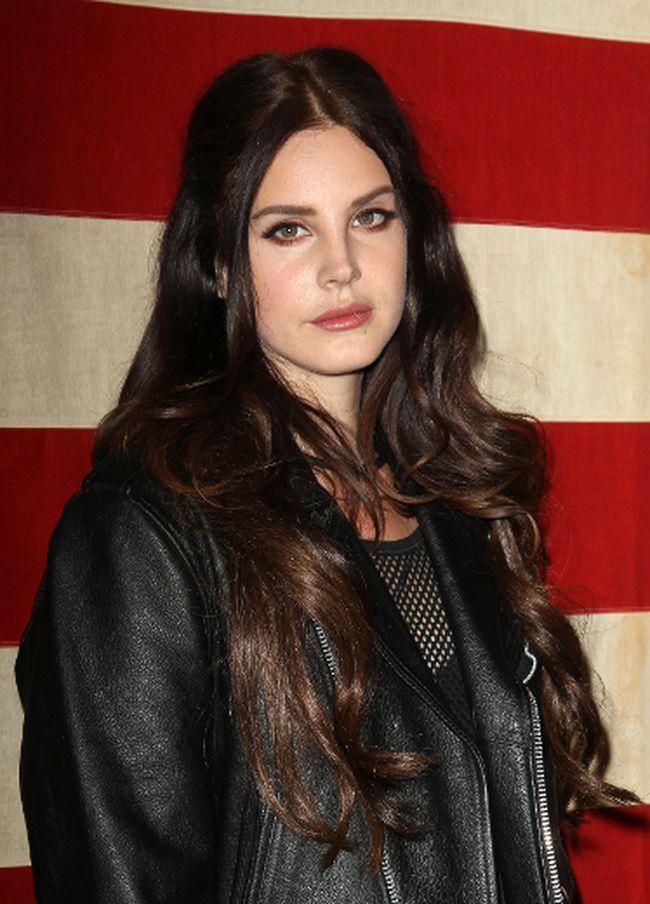 """Lana Del Rey. (<A HREF=""""http://www.wenn.com"""" TARGET=""""newwindow"""">WENN.COM</a>)"""