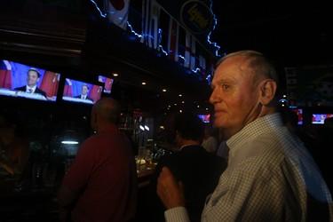 Etobicoke Lakeshore PC candidate Doug Holyday at Legends on The Queensway in Etobicoke on Friday, June 13, 2014. (JACK BOLAND/Toronto Sun)