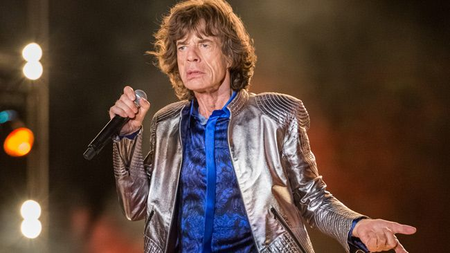 Mick Jagger. (WENN.com)
