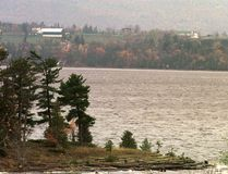 JEFF BASSETT/QMI AGENCY A view of the Ottawa River in rural Kanata.