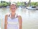 Marathon swimmer Annaleise Carr, 16, of Walsh. SARAH DOKTOR/Simcoe Reformer