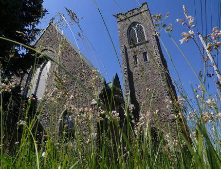 Trinity Anglican Church.