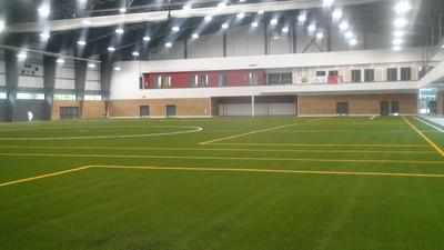 The ribbon was cut on the University of Winnipeg's $40-million United Health and RecPlex June 17, 2014. (JIM BENDER/Winnipeg Sun)